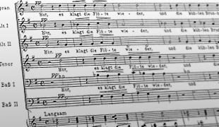 Unterhaltsames Chorkonzert